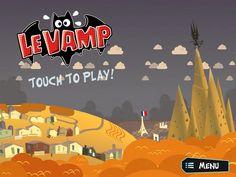 PlayPeep: Le Vamp, iOS