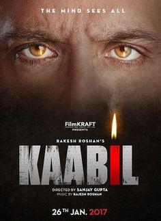 Kaabil 2017 Movie Download Online | | Kaabil full movie download free with high quality audio / video formats In your PC, Laptop, iPod, iPhone, Android and other device without any registration.