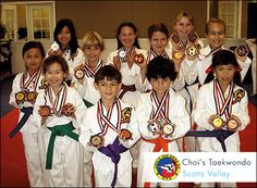 GotDailyDeals: $45 for Introductory Tae Kwon Do Program at Choi's Tae Kwon Do in Scotts Valley - Reg. $95