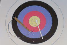 Cindy deRosier: My Creative Life: Family Olympics 2016: Archery, Handball…