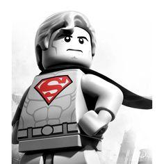 Lego Batman (14inch x 16inch / 35cm x 41cm) Silk Print Poster - Soie Affiche - EC84AD: Amazon.fr: Cuisine & Maison