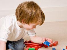 atividades que ensinam crianças: fotos Bloquinhos