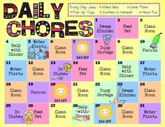 Yes, your 5-year-old can and should do chores! Here are some easy chores and ideas to get you started plus a free chore list printable!