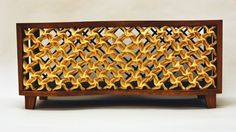 Tessellation Cabinet [In Progress] - Laura Kishimoto Design