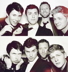 Bones. Vincent Nigel-Murray, Lance Sweets, Jack Hodgins, and Wendell Bray