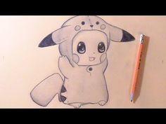 pikachu para dibujar con gorra - Buscar con Google