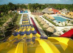Sirenis Tropical Punta Cana Resort y Casino & AquaGames Punta Cana, Hard Rock, Tropical, Fair Grounds, Fun, Travel, Image, Channel, Going Gray