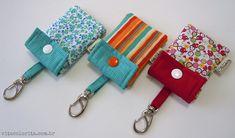 Porta pen drive   Esse bonitinhos estão LÁ. Cabem 2 pen driv…   Viviane   Flickr