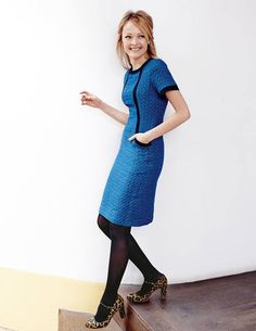 Bryony Dress WH709 Work at Boden