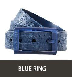 belt tieups BLUE FURY