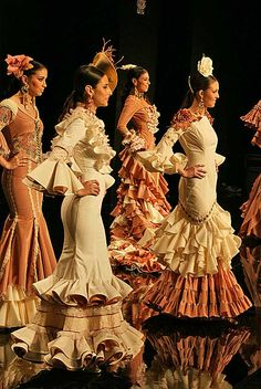 Traje de flamenca....que bonitaaaaaa