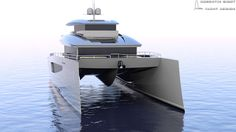 corentin yacht design – Power Multihull