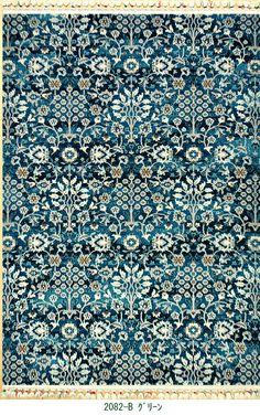 カーペットラグ絨毯『アクアホーム』約133×195cm上品エレガントトルコ製高級ウィルトン織りカーペット絨毯【10P31Aug14】