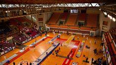 Επίσημοι χορηγοί του παγκοσμίου κυπέλλου ξιφασκίας στο Ηράκλειο Basketball Court, Sports, Hs Sports, Sport