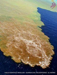 Erupción submarina Canarias 27