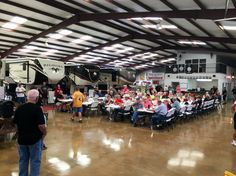 Submitted by the Heartland Owner's ClubOn February 9th, Jim Beletti, Director of Owners Interests for Heartland RVs, hosted a Heartland RVs Open House at Ron Hoover RV in Donna, TX.Ron Hoover filled their indoor showroom with all Heartland product an