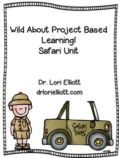 Your students will become safari tour guides in this engaging PBL unit! Students will learn about Africa, animals, and habitats while taking on the challenge of tour guide. This document is used as a handout for my PBL workshops. It is a simple, step-by-step guide for getting started with PBL.