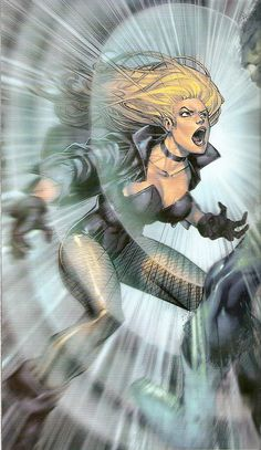 Black Canary, this is cool