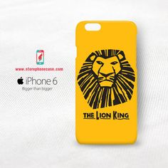 The Lion KIng iPhone 6 6S Cover Case