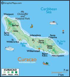 Curacao Island