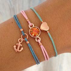 Autumn Bracelets - www.mint15.nl