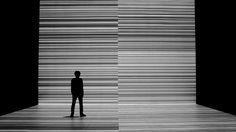 Ryoji Ikeda   Test Pattern  -  Buamai, Where Inspiration Starts.