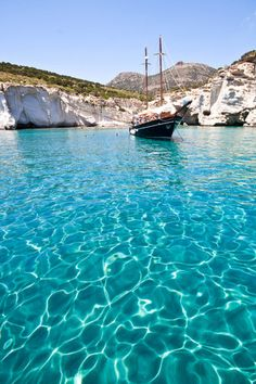 Crystal clear waters!