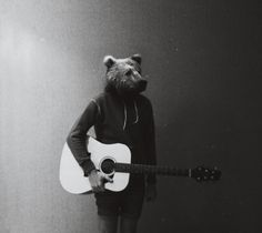Animals in my room by Evgeniy Stepanets, via Behance