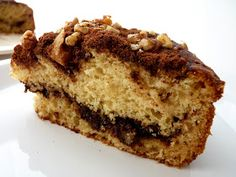 :pastry studio: Mendocino Coffee Cake