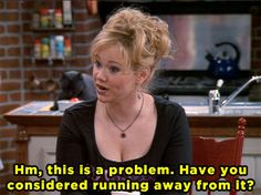 """People come to you when they need advice. 
