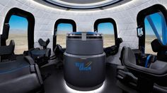 Billionaire entrepreneur Jeff Bezos' spaceflight company Blue Origins has released detailed im...
