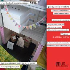 #produccion #creativa #objetos