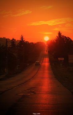 etherealvistas:  Chillout sunrise (Romania) by Nagy Lehel