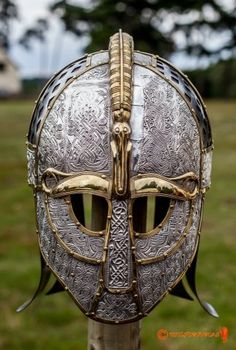 """""""My forebear LeMerle crowned his helmet with enemies' scalps. He came to…"""