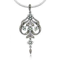 """Kolekcja """"Nie przeminęło z wiatrem zawieszka"""" (""""Not gone with the wind"""") silver pendant by Yes"""