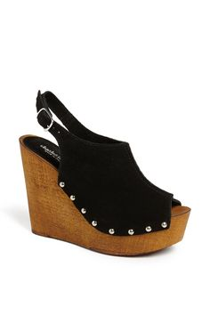 243a10d79570 Tahnee Wedge Sandal by Charles David on  nordstrom rack Goth Shoes