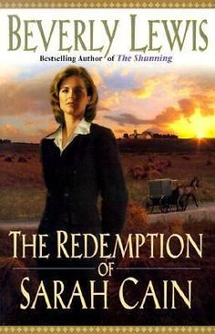 The Redemption of Sarah Cain by Beverly Lewis (2000, Paperback)