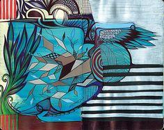 A talented  young artist - Scott Chenoweth