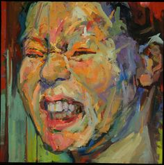 Kathy Liao - Making Face #1, 2009