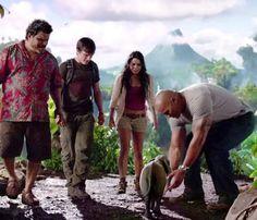 Journey 2 The Mysterious Island little elephant Movie Theater, Movie Stars, Movie Tv, Best New Movies, Good Movies, Movies Showing, Movies And Tv Shows, Dwayne Johnson Movies, Nostalgia Critic