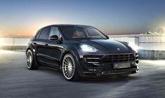 Official: Hamann Porsche Macan S Diesel | automotive99.com