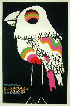 poster by eduardo muñoz bachs