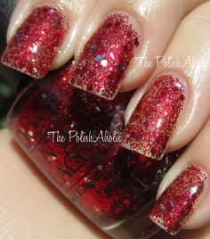 OPI Muppet Collection ~ Gettin' Miss Piggy