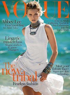 Vogue Australie Avril 2014
