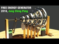 Tesla Hybrid, The Lenz Force Motor Generator - YouTube