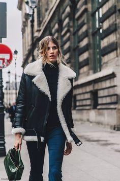 42 Best leather jackets images | Jackets, Autumn fashion