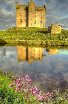 Freswick Castle, Caithness Scotland