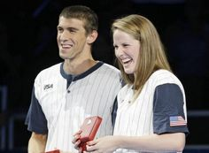 "Love it! Michael Phelps and Missy Franklin star in USA Olympic swim team's version of ""Call Me Maybe?"""