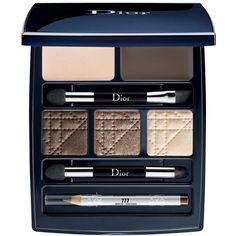 Dior Eye Expert Palette found on Polyvore