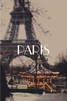 """Paris is always a good idea"".  ~ Audrey Hepburn"